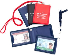 neck wallet ID carriers