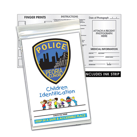 Child ID Kits