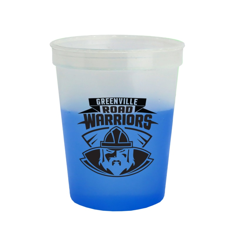 17 oz. Plastic Mood Stadium Cups