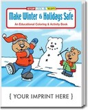 Make Winter Safe Coloring Books